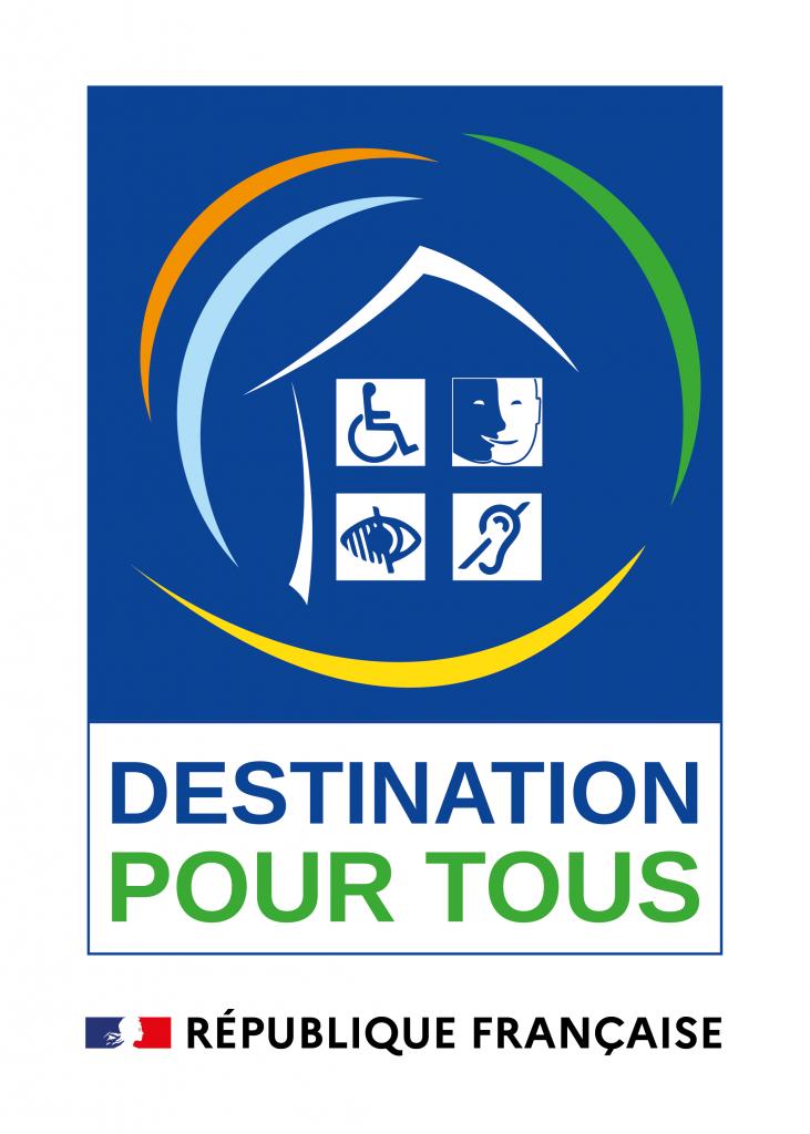 Logo destination pour tous 2020