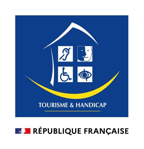 Logo Tourisme HAndicap 2020